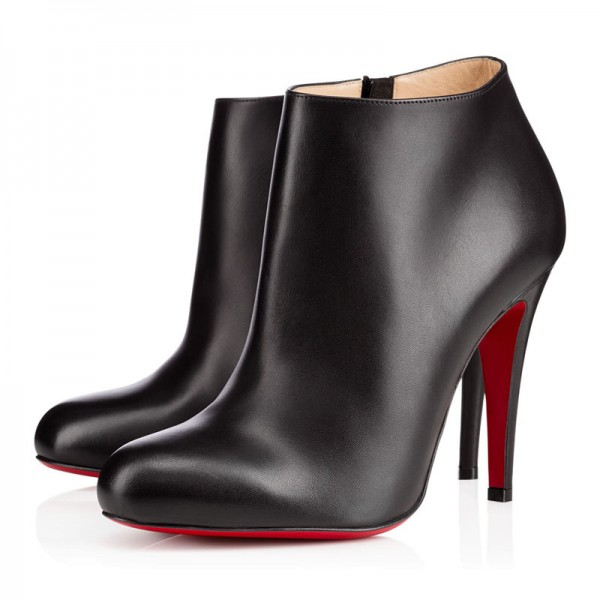 Christian Louboutin Belle 100mm Leather Black