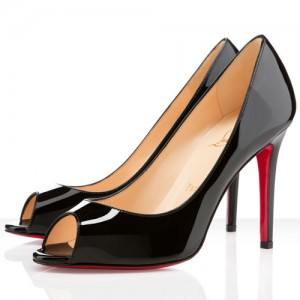 Christian Louboutin Sexy 100mm Pumps Black