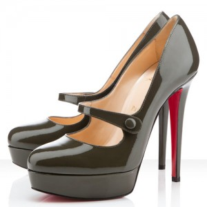 Christian Louboutin Relika 140mm Pumps Black