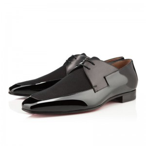 Men's Christian Louboutin New Orleans Patent