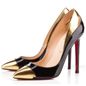 Christian Louboutin Duvette 120mm Pumps Black