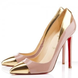 Christian Louboutin Duvette 120mm Pumps Nude