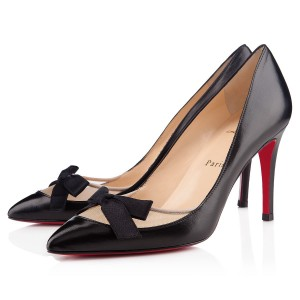 Christian Louboutin Love Me Kid 85mm Pumps Black