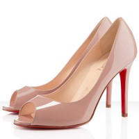Christian Louboutin Sexy 100mm Pumps Nude