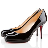 Christian Louboutin Prorata 90mm Pumps Black