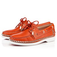 Christian Louboutin Steckel Loafers Flame
