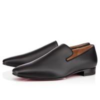 Men's Christian Louboutin Dandy Loafers Black