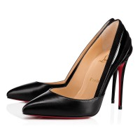 Christian Louboutin Super Pump 100mm Leather Black
