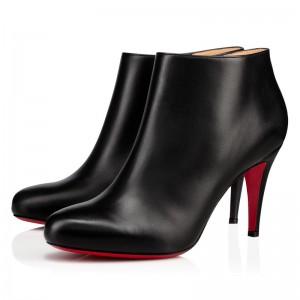 Christian Louboutin Belle 85mm Leather Black